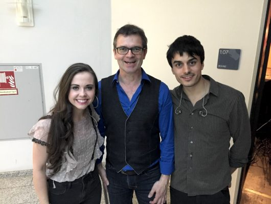 Sierra Hull, Patrick Fuchs, Ethan Jodziewicz (Bild: Privatarchiv)