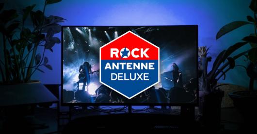 ROCK ANTENNE DELUXE (Bild: ©ANTENNE BAYERN)