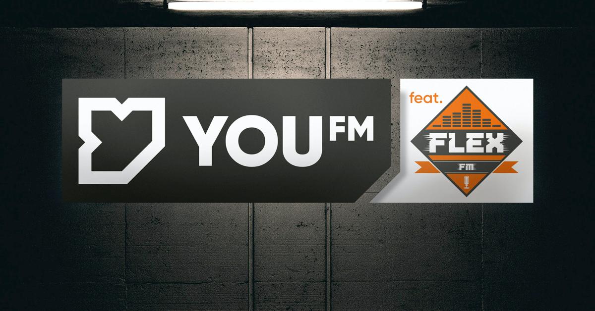 YOU FM featuring Flex FM goes MDR Sputnik