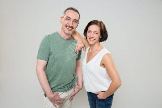 Radio Brocken Morgenshow mit Tilo Liebsch und Amrei Gericke (Bild: ©Radio Brocken)