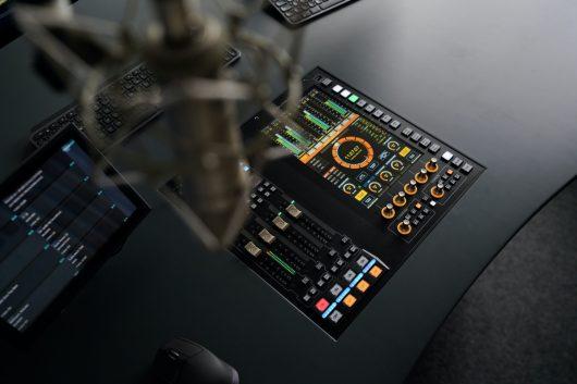 Antenne Deutschland Studio Garching Mixer Mikro