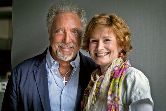 Tom Jones und Anja Kwijas (Bild: ©Radio Bremen/Tammo Jans)