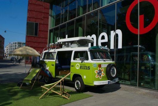 Bremen Eins-Bulli (Bild: Radio Bremen/Tammo Jans)