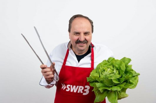SWR3 Kochen mit Lafer (Bild: ©SWR)