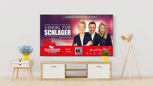 Schlager Radio HbbTV (Bild: Schlager Radio)