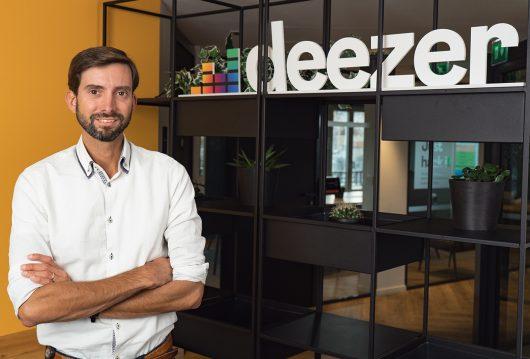 Deezer-CEO Jeronimo Folgueira (Bild: ©Ibrahima Diakite)