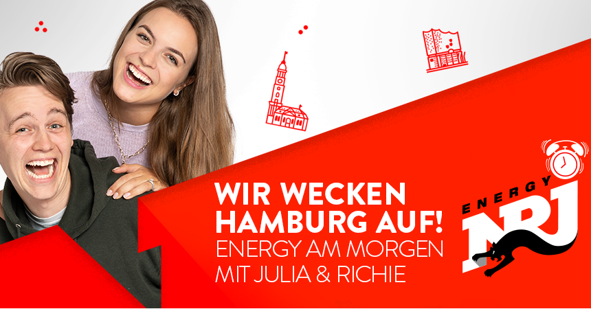 ENERGY Hamburg Morgenshow