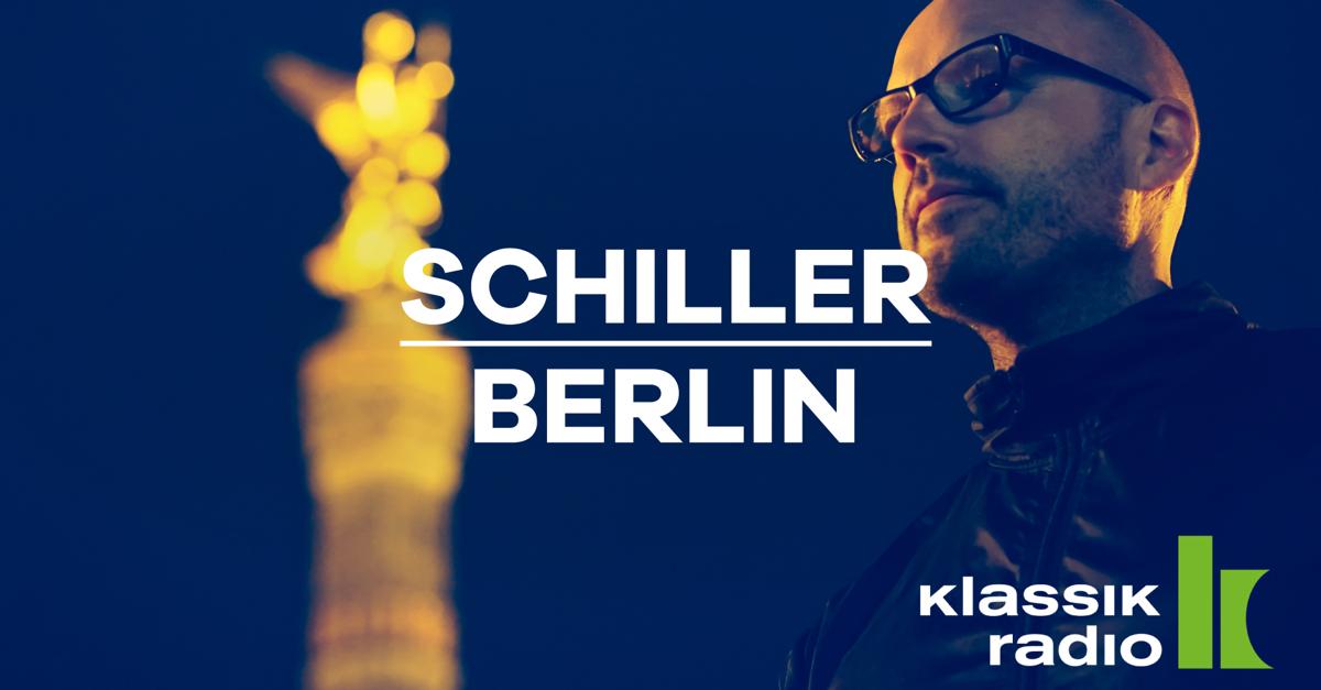 SCHILLER präsentiert neue Streamingwelt bei Klassik Radio