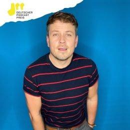 Martin Tietjen (Bild: Deutscher Podcast Preis)
