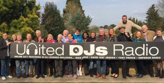 Das gesamte Team von United Djs Radio