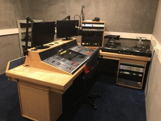 United DJs-Studio