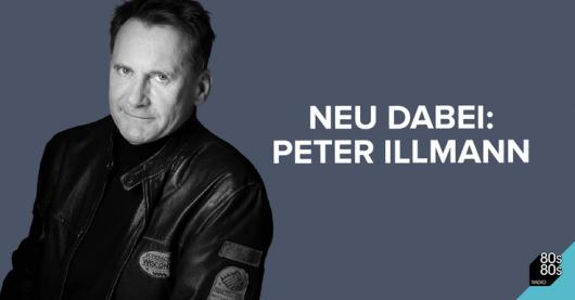 Peter Illmann (Bild: ©80s80s Radio)