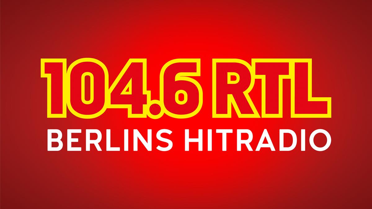 104.6 RTL - Berlins Hitradio