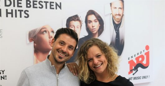 Armin Münch und Anita Kundorf (Bild: ©ENERGY)