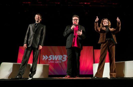 SWR3-Live-Lyrix 2018 (Bild: SWR)