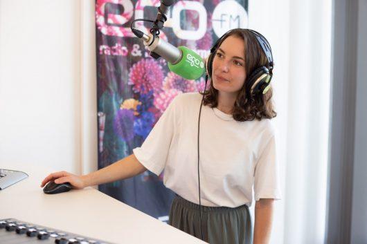 Gloria Grünwald (Bild:©egoFM)