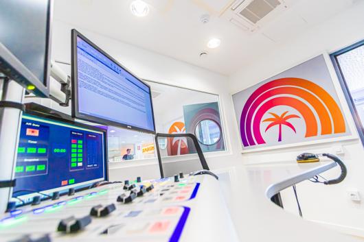 Neues Sendestudio von Inselradio Mallorca (Bild: ©Das Inselradio Mallorca)