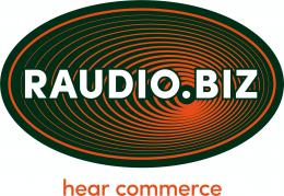 RAUDIO.BIZ Logo