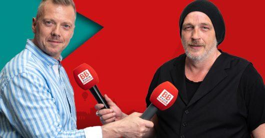 Jens Herrmann und Torsten Sträter (Bild: ©BB RADIO)