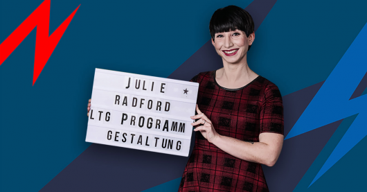 Julia Radford (Bild: ©ANTENNE BAYERN)