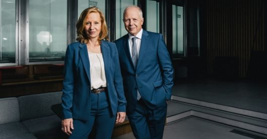 Patricia Schlesinger und Tom Buhrow (Bild: ©WDR/Andreas) Chudowski