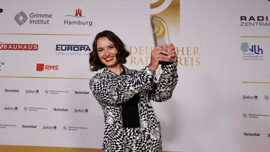 Gloria Grünwald (Bild: ©Deutscher Radiopreis/Morris Mac Matzen)