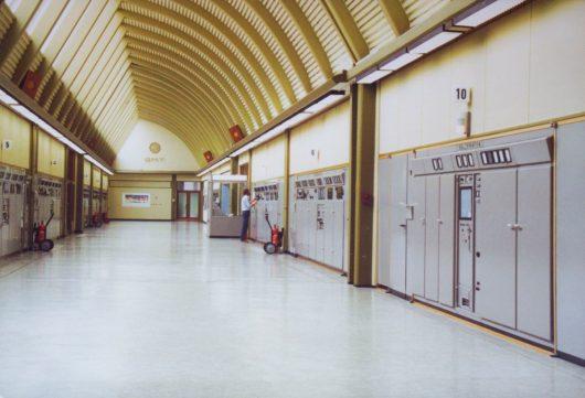 """Sendehalle im """"Glashaus"""" (Bild: ©Deutsche Welle)"""