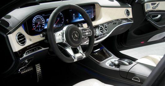 Digitalradio-Boom: Burmester Anlage mit DAB+ im Mercedes (Bild: ©Wolf-Dieter Roth)